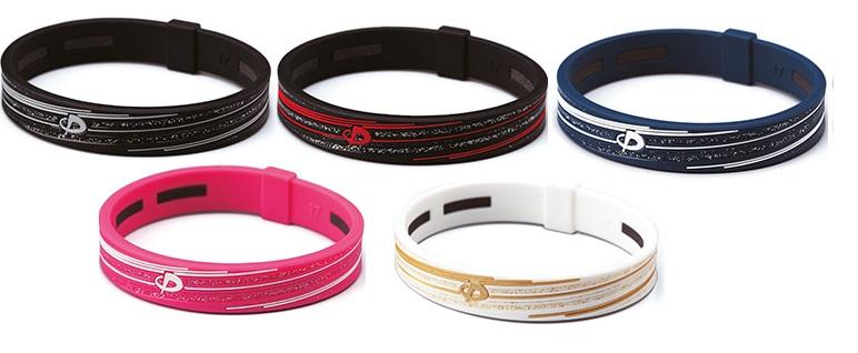 Slash-armband kleuren